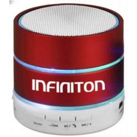 INFINITON WIRELESS SPEAKER -  K3 RED