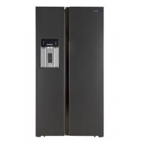 INFINITON AMERICAN FRIDGE FREEZER - SBS490IMFA