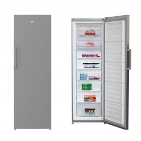Beko Full Freezer - RFNE312K21XB (matching fridge RSSE445K21XB)