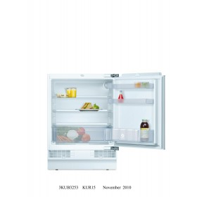 BALAY Integrated Undercounter Fridge - 3KUB3253
