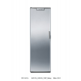 Balay Full Fridge - 3FC1661P (matching freezer 3GF8661P)