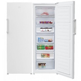 Beko Full Freezer - RFNE290L21W (matching fridge RSSE415M21W)
