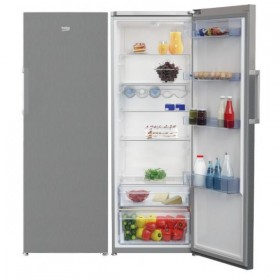 Beko Full Fridge - RSSE415M21X (matching freezer RFNE290L21X  )