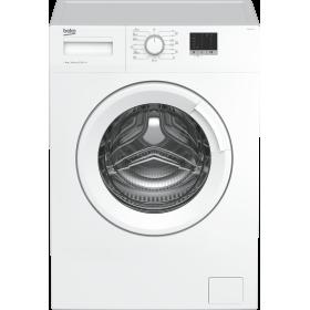 BEKO Freestanding Washing Machine 6kg 1000rpm - WTE6511BW