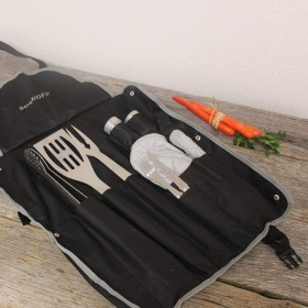 BERGHOFF BBQ SET WITH APRON - 1100189