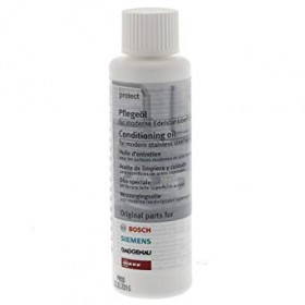 BSH STAINLESS STEEL CONDITIONING OIL