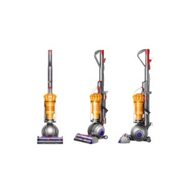 Dyson 330LTBALLMULTIFLR+ Light Ball Multifloor Upright Vacuum Cleaner - Grey And Yellow