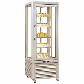 INDUSTRIAL CAKE DISPLAY FRIDGE - 182 X 68 CM - PRISMA 400 G TN