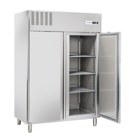 COOL HEAD INDUSTRIAL DOUBLE FRIDGE - 205 X 140 CM - RC1390