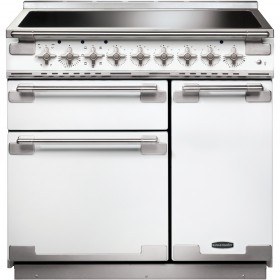 "RANGEMASTER ""ELISE 90"" INDUCTION RANGE COOKER 90 CM - ELS90EIWH"