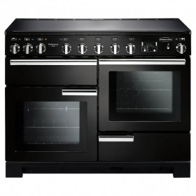 "RANGEMASTER ""PROFESSIONAL 110 DELUXE"" INDUCTION RANGE COOKER 110CM - PDL110EIGB/C"