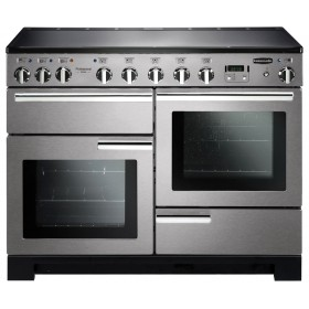 "RANGEMASTER ""PROFESSIONAL 110 DELUXE"" INDUCTION RANGE COOKER 110CM - PDL110EISS/C"