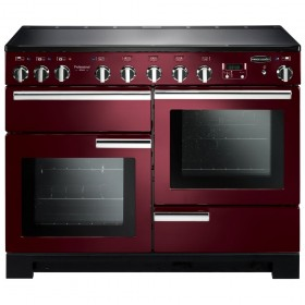 "RANGEMASTER ""PROFESSIONAL 110 DELUXE"" INDUCTION RANGE COOKER 110CM - PDL110EICY/C"