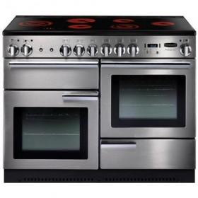 """RangeMaster """"PROFESSIONAL 110"""" CERAMIC Range Cooker 90 cm - PROP110ECSS/C"""