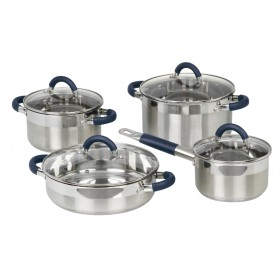 JATA STAINLESS STEEL POT SET - BC8
