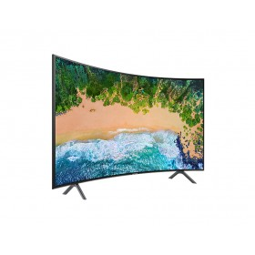 "SAMSUNG 55"" CURVED SMART LED TV - UE55NU7305KXXC"