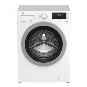 BEKO Freestanding Washer Dryer Machine 7+4kg 1200rpm - HTV7716DSWBT