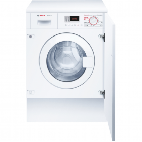 BOSCH Integrated Washer Dryer Machine 7+4kg 1200rpm - WKD24361EE