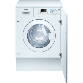 SIEMENS Integrated Washer Dryer Machine 7+4kg 1200rpm - WK12D321EE