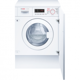 BOSCH Integrated Washer Dryer Machine 7+4kg 1400rpm - WKD28541EE