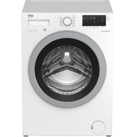 BEKO Freestanding Washing Machine 8kg 1200rpm - WMY81283LMB3