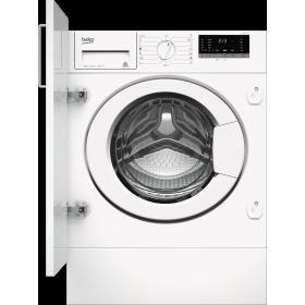 BEKO Integrated Washing Machine 8kg 1200rpm - WITV8612XW0
