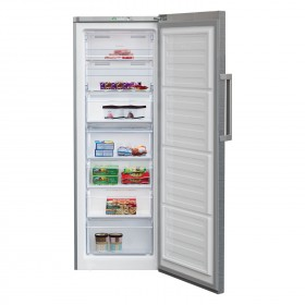 Beko Full Freezer - RFNE290L21X  (MATCHING FRIDGE RSSE415M21X)