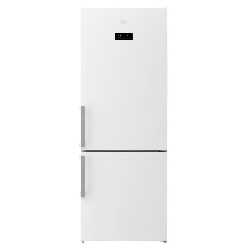 Gibraltar Appliances Beko Rcne520e31w Fridge Freezer Combo