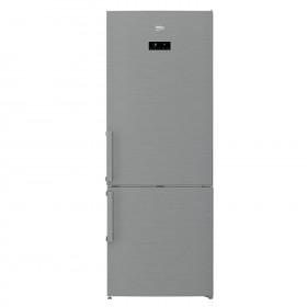 Beko Combi Fridge Freezer 192 X 70 - RCNE520E31ZX
