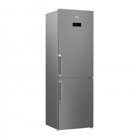 Beko Combi Fridge Freezer 185.3 x 60 - RCNA320E21X