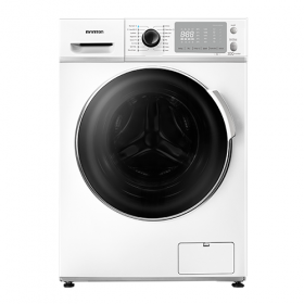INFINITON Freestanding Washer Dryer 8 + 6 KG 1600 RPM - WSDA86BS
