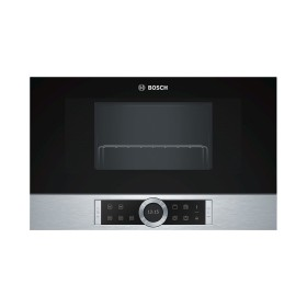 BOSCH Integrated Microwave & Grill 21L - BEL634GS1