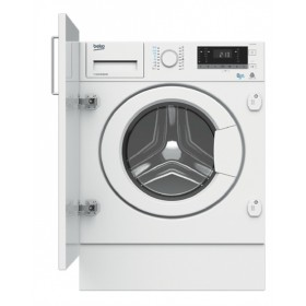 BEKO Integrated Washer Dryer Machine 8+5kg 1400rpm - HITV8733B0