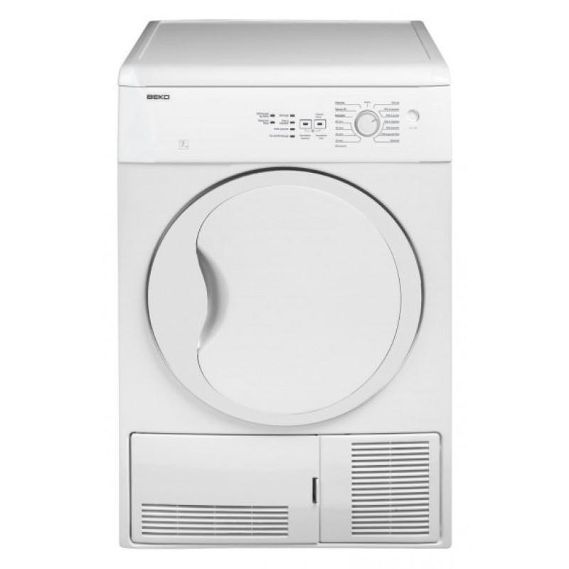 Gibraltar Appliances Beko Dc7130 Tumble Dryer