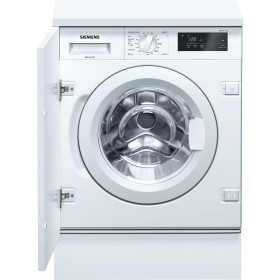 SIEMENS INTEGRATED WASHING MACHINE 8KG 1200 RPM - WI12W320ES