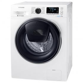 SAMSUNG 'ADD WASH' Freestanding Washing Machine 8kg 1400rpm - WW80K6414QW