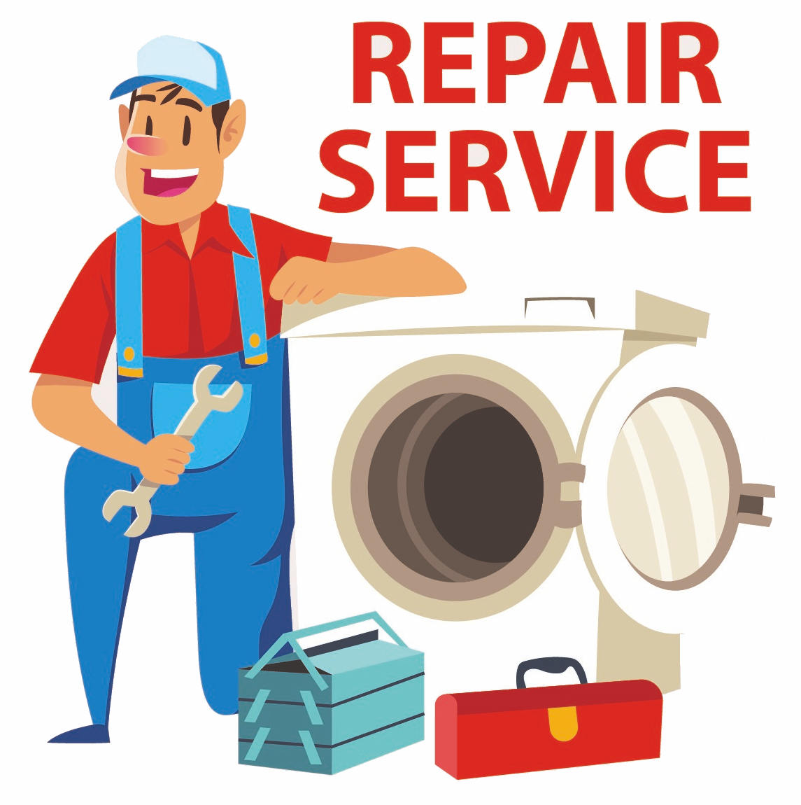 We Repair All Appliances!